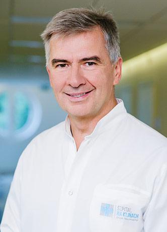 prof. dr hab. Tomasz Rogula Dyrektor Kliniki Leczenia Otyłości w Szpitalu na Klinach, specjalista chirurgii metabolicznej, bariatrycznej, laparoskopowej oraz robotowej