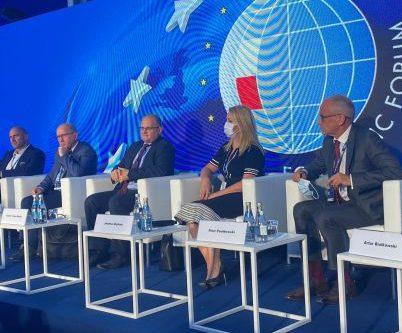 """Podczas XXX Forum Ekonomicznego w Karpaczu odbył się panel """"Innowacje w medycynie – czy możemy zbudować specjalizację w tej dziedzinie?"""