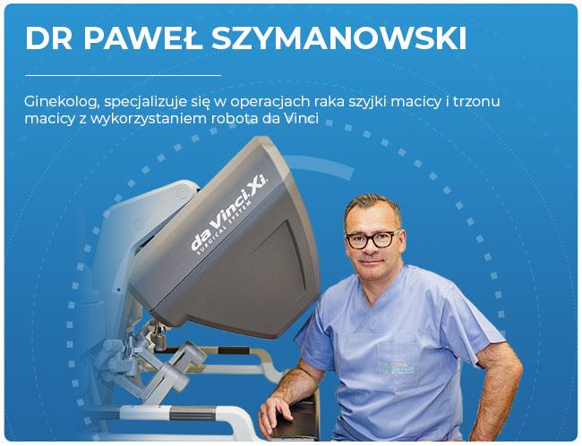 dr Paweł Szymanowski