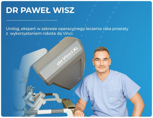 dr paweł wisz konsultacje online