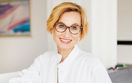 Rak piersi - dr Wioletta Szepieniec