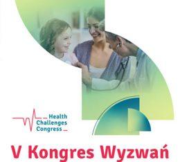 """Joanna Szyman prelegentem sesji """"ROBOTY MEDYCZNE"""" podczas V Kongresu Wyzwań Zdrowotnych!"""