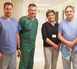 Kolejny kurs robotyki chirurgicznej już za nami