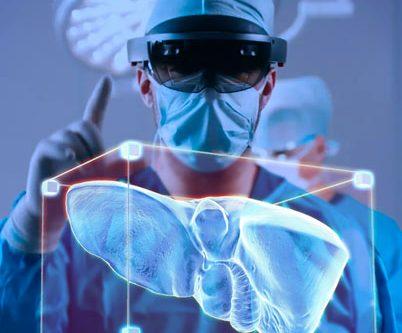 Mieszana rzeczywistość wkracza na salę operacyjną