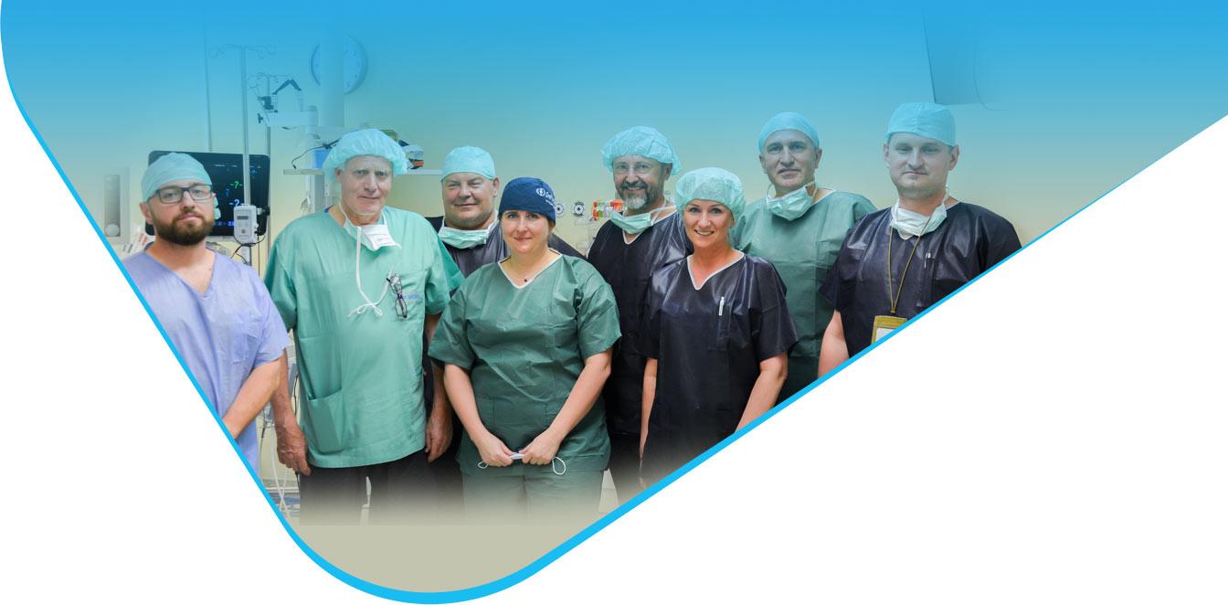 nowatorski zabieg protezowania dla pacjentow po amputacjach w szpitalu na klinach w krakowie