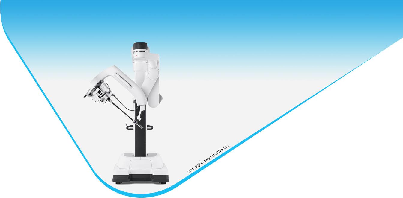 Nowości ze świata robotyki chirurgicznej - najnowsza wersji systemu da Vinci SP (Single Port)