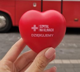 prawie litrow krwi podczas akcji krwiodawstwa szpitala na klinach