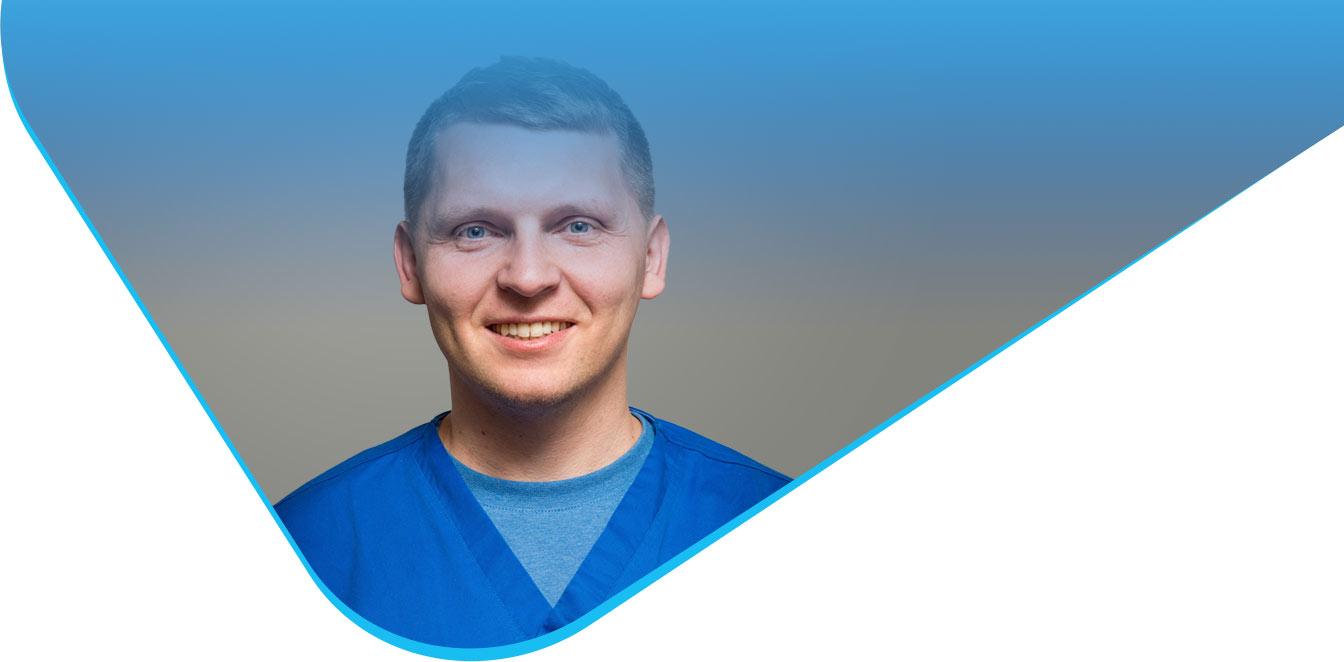 Profesor Piotr Major dołącza do zespołu lekarzy Szpitala na Klinach-2