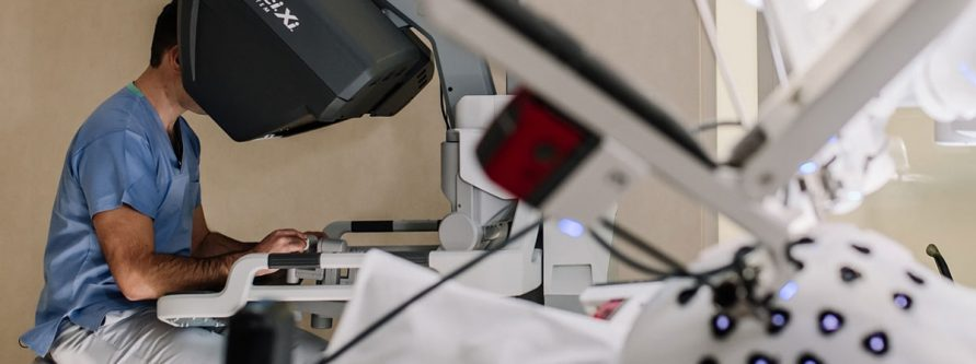 robot da vinci doskonale narzedzie w rekach chirurga