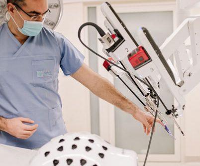 szpital na klinach zawarl umowe z synektik na dostawe narzedzi do realizacji projektu badawczo rozwojowego w dziedzinie ginekologii onkologicznej