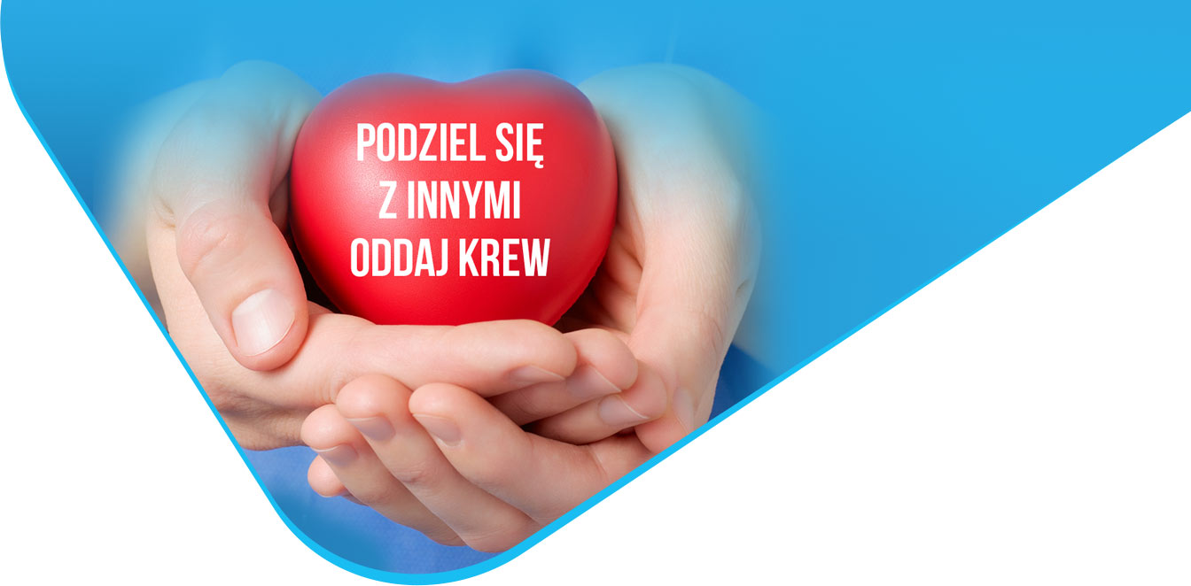 szpital na klinach zbiera krew dla pacjentow