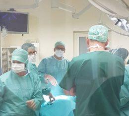 upowszechnianie technik laparoskopowych w ginekologii