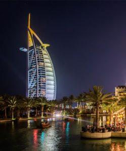 Wizyta reprezentacji ze Zjednoczonych Emiratów Arabskich